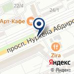 Компания Арт-кафе на карте