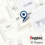 Компания Расчетный сервисный центр, ТОО на карте