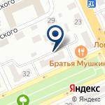 Компания Болашак на карте