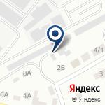 Компания Юджир Строй Пласт, ТОО на карте