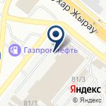 Компания Агростимул.KZ на карте