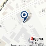 Компания Azzzart market на карте