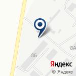 Компания Торгтехника, ТОО на карте