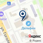 Компания Realcom, ТОО на карте