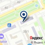 Компания Work and Travel на карте
