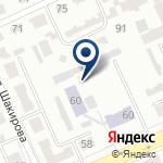 Компания СДЮШОР по легкой атлетике г. Караганды на карте