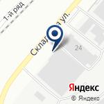 Компания Центр авторазбора на Складской на карте