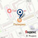 Компания МХ-Строй, ТОО на карте