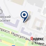 Компания Казахстанский многопрофильный институт Реконструкции и Развития на карте