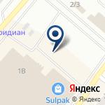 Компания Ежевика на карте