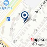 Компания Студия красоты и школа Анары Нургалиевой на карте