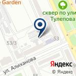 Компания Кыпшак, ТОО на карте