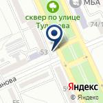 Компания BURGER BAR на карте
