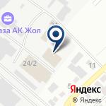Компания Центр авторазбора на ул. Космонавтов на карте