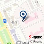 Компания Отдел медико-социальной экспертизы на карте