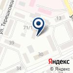 Компания Витанова, ТОО на карте