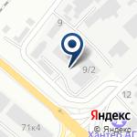 Компания ДорХан 21 век-Астана, ТОО на карте