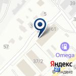 Компания Паутина на карте