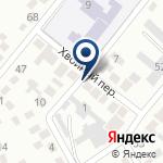 Компания Казфинтехэксперт, ТОО на карте