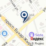 Компания Автосервис на Волочаевской на карте