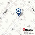 Компания ЛЕВ на карте