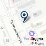 Компания Интертехно, ТОО на карте