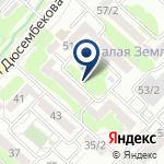Компания Виола, ТОО на карте