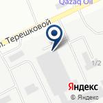 Компания Алем ТАТ, ТОО на карте