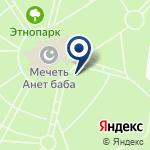 Компания Карагандинская областная центральная мечеть на карте