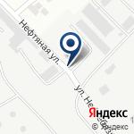 Компания Сартан, ТОО на карте