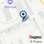 Компания PrimeService на карте