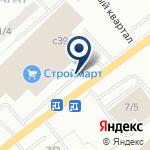Компания СТРОЙМАРТ гипер на карте
