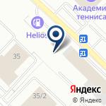 Компания Helios 5 на карте
