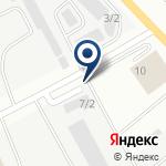 Компания Стандартпласт Евразия, ТОО на карте