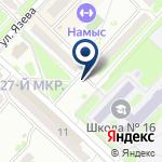 Компания Энергосервис-ЛТД, ТОО на карте