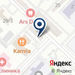 Компания Барик на карте
