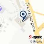 Компания EvroStar на карте