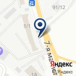 Компания КАРАГАНДИНСКИЙ ЦЕНТР ОБСЛУЖИВАНИЯ КАМАЗ, ТОО на карте