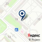 Компания Диацент на карте