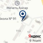 Компания Гостиничный комплекс на карте