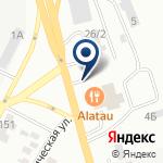 Компания ЖКМ, ТОО на карте