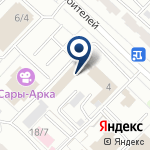 Компания Казахтелеком, АО на карте