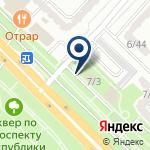 Компания Двери kz на карте