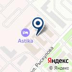 Компания Аском на карте