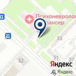 Компания Мастерская на ул. Гапеева на карте