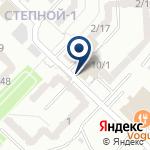 Компания Текстиль Казахстан, ТОО на карте