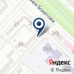 Компания Казан на карте