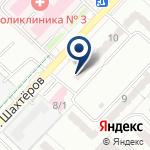 Компания NuDe на карте