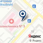 Компания Областная станция скорой медицинской помощи г. Караганда на карте
