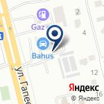 Компания Автоцентр-Бахус, ТОО на карте